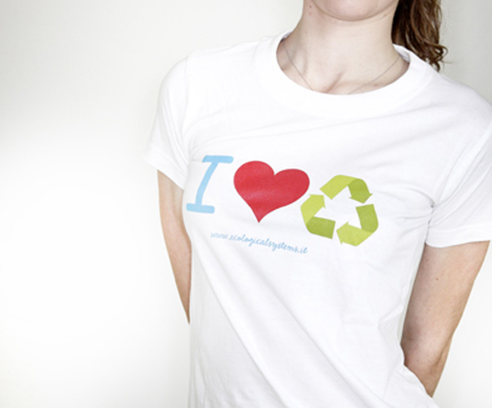 T-Shirt Ecological Systems
