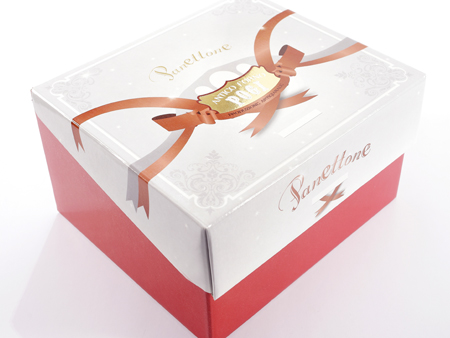 Packaging panettone