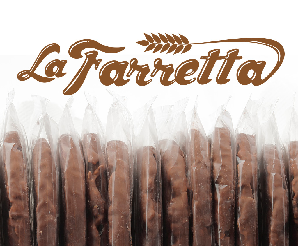 LAERBIUM – La Farretta, food packaging